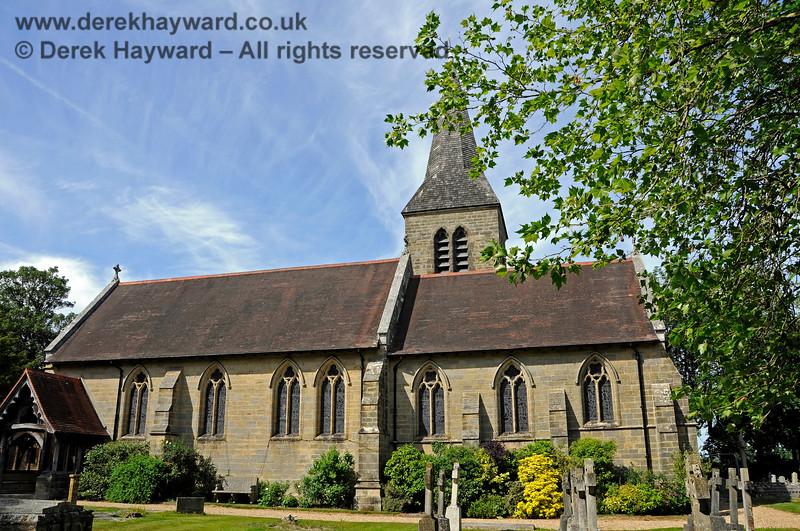 All Saints Church, Highbrook. 01.06.2019 19292