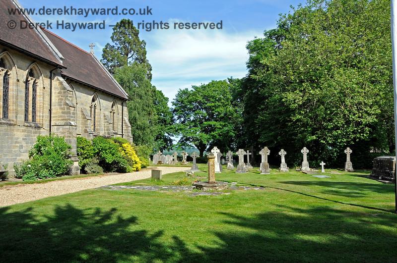 All Saints Church, Highbrook. 01.06.2019 19298