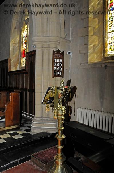All Saints Church, Highbrook. 01.06.2019 19265