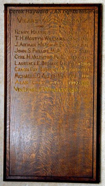 All Saints Church, Highbrook. 01.06.2019 19269