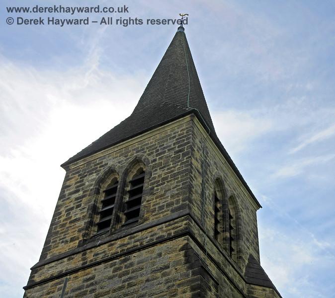 All Saints Church, Highbrook. 01.06.2019 19294