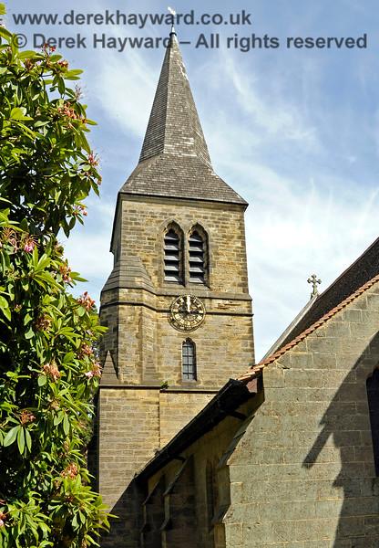 All Saints Church, Highbrook. 01.06.2019 19239