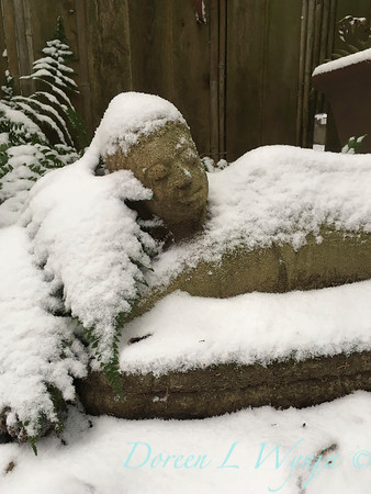 reclining Buddha in the snow_2396