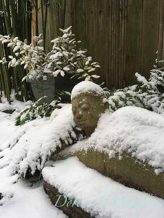 reclining Buddha in the snow_2395