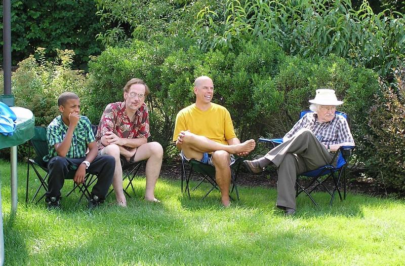 Kolaya's Latham, NY house. 7/24/2010