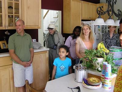 Kolaya's Latham, NY house. 6/4/2011
