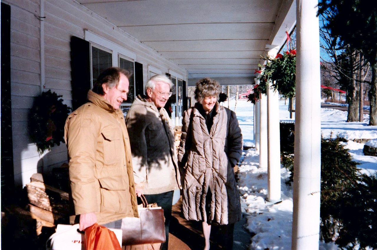 Red Coats Return Inn, Elka Park, NY. Jan 1, 1987.