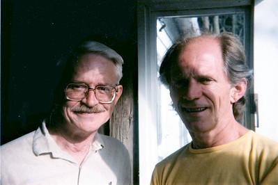 Horton's Alfred, NY home. 1986