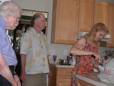 Kolaya's Latham, NY house. 7/5/2009