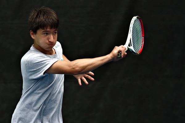 Seiji Hosokawa TennisCollege Recruiting Video