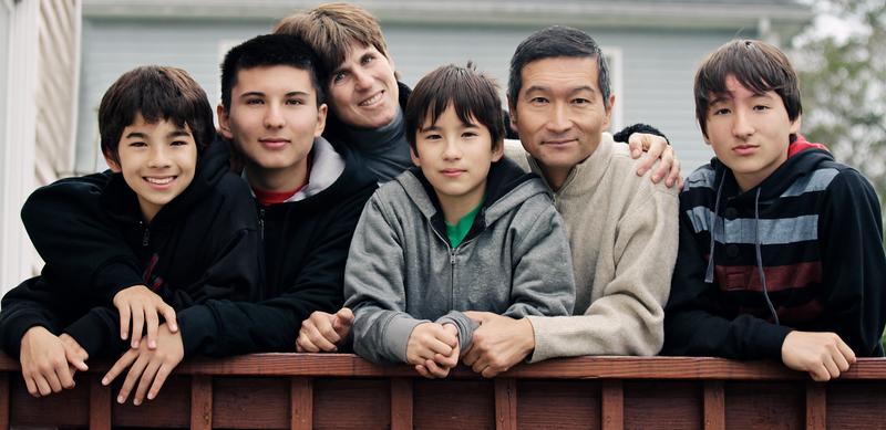 Hosokawa family introduction