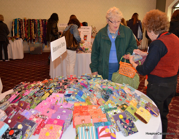 Hospice Artisans' Holiday Gift Boutique