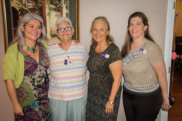 Gulfside Hospice, Kathy Poole Retirement Party, NPR 5 21 2015