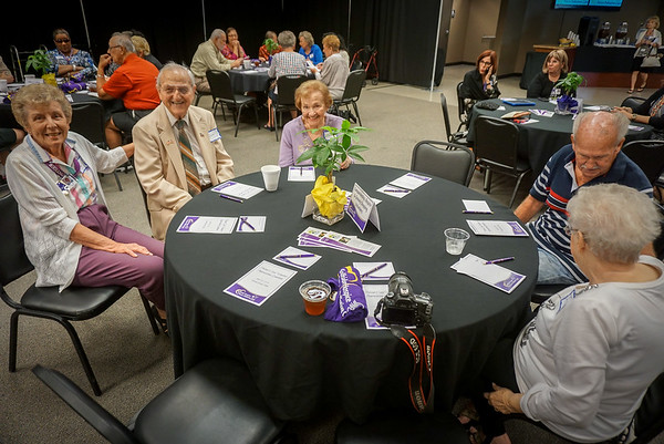 Gulfside Hospice Volunteer Lunch, Verizon Center 4 15 2016