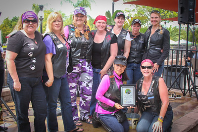 Hittin The Road for Hospice 4 05 2014, MotorCycle Rally