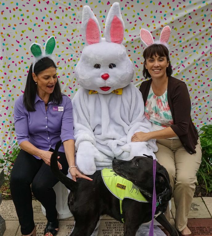 Kids Easter Egg Hunt, Hospice 3 31 2018