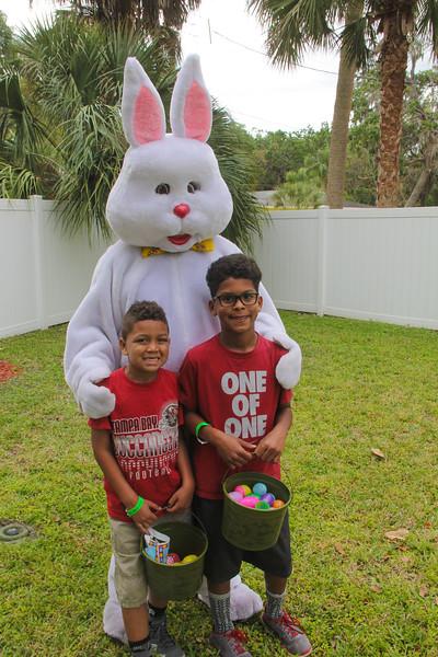Kids Easter Egg Hunt, Hospice NPR 60D, 3 31 2108