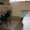 One of the exam rooms.