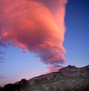 Sky Fire, Humphreys Basin