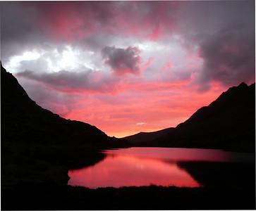 Darwin Sunset, Kings Canyon