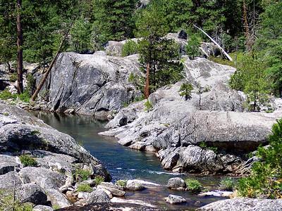 Kendrick Pool - Kendrick Canyon, Yosemite