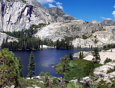 Edyth Lake, Yosemite