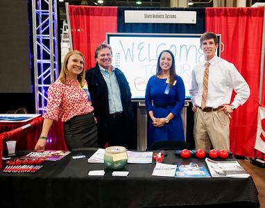 Hospitality Tourism Alliance Charlotte Chamber Business Showcase 2014