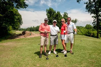 HTA's 2014 Summer Golf Tournament at Rocky River Golf Club 6-5-14