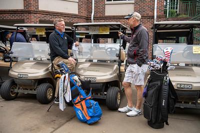 HTA 2020 Fall Golf Tourney @ Highland Creek 10-21-2020 by Jon Strayhorn
