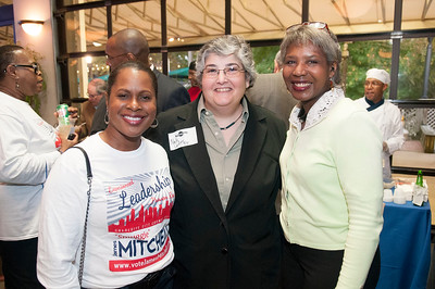 HTA Charlotte Chamber Candidate Reception @ SMS Catering 10-29-15
