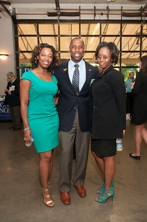 HTA Charlotte Chamber Candidates Reception @ SMS Catering 10-16-14
