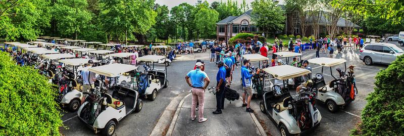 HTA Spring Golf Torunament @ Highland Creek Golf Course 4-25-19 by Jon Strayhorn