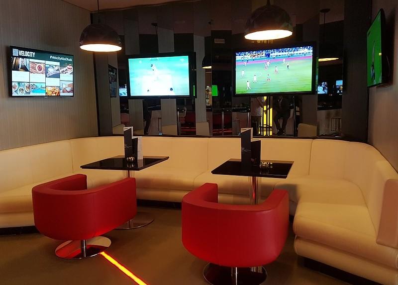 Marriott Downtown Abu Dhabi (Velocity Bar)
