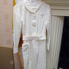 The Highlands in Fitchburg hosted a luncheon for Burbank School of Nursing alumni to celebrate the school's 100th anniversary. The Burbank Hospital School of Practical Nursing opened in 1914 and closed in 1982 and is now the The Highlands a life care center. On display at the event was a gradation uniform they used till the school closed. SENTINEL & ENTERPRISE/JOHN LOVE