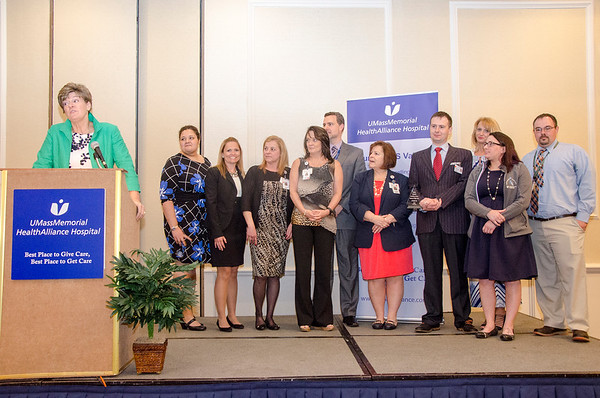 HealthAlliance Hospital Champions of Excellence Awards