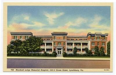Marshall Lodge Memorial Hospital (05000)