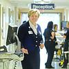 The new CEO of HealthAlliance Debroah Weymouth. SENTINEL & ENTERPRISE/JOHN LOVE