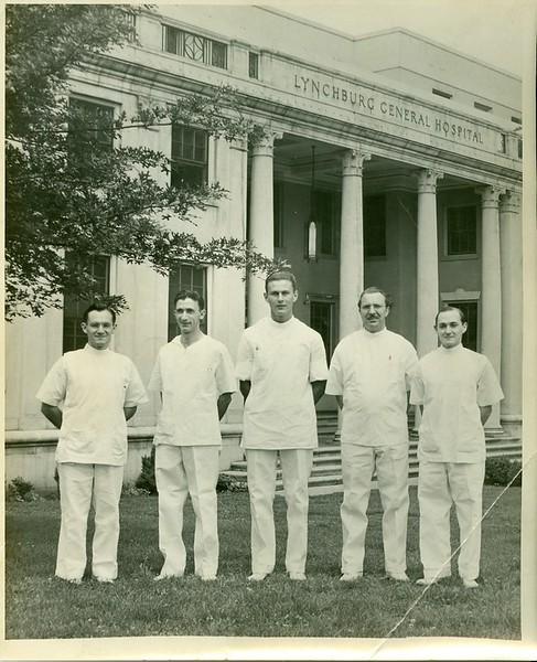 Old Lynchburg General Hospital at Federal Street & Hollins Mill Road  (06651)