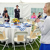 Executive Director of Spring Hill Recovery Center in Ashby Stephanie Kadis address' everyone that came to their one year anniversary luncheon on Thursday afternoon at the facility. SENTINEL & ENTERPRISE/JOHN LOVE