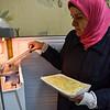 Amina Mahmoud Esho was able to buy a new deep freezer to store her goods thanks to the UNHCR livelihoods grant. - 30 January 2017- Sidi Bishr - Alexandria, Egypt