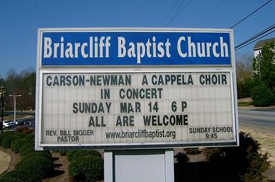 Briarcliff Baptist Church