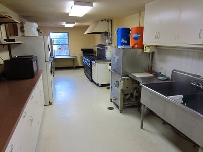 FBC Doraville Kitchen and Fellowship Hall