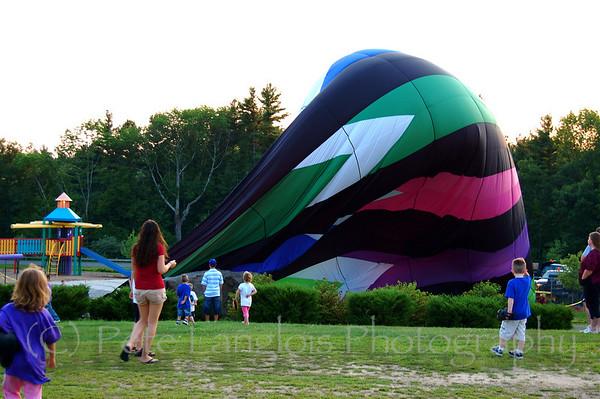 Hot Air Balloon - Misc