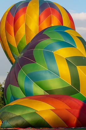Hot Air Balloon Rally - Fuquay-Varina, NC