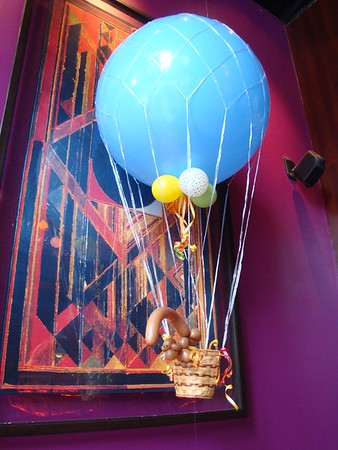 Hot Air Balloons-3 footers