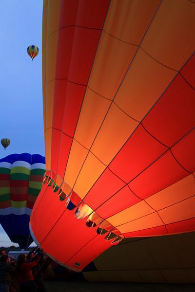 Adirondack Balloon Festival Sept 2010