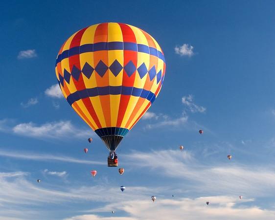 New York State Festival of Balloons