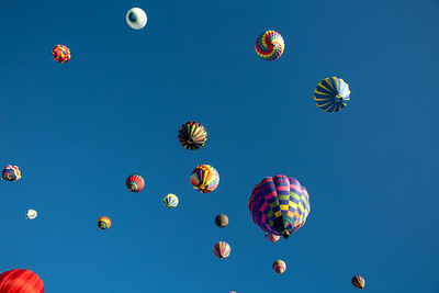 Up, Up and Away