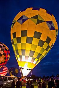 Flag City Balloon Festival