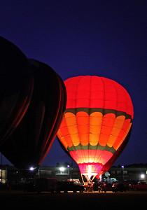 Chargrin Balloon Fest 2012